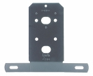 Grote - 43842 - Universal License Plate Bracket