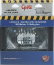 Grote - 63161-5 - Halogen Rectangular Work Lamp