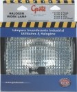 Grote - 63181-5 - Halogen Large Rectangular Work Lamp