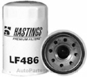 Hastings Filters - LF486 - Lube Spin-on