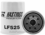 Hastings Filters - LF525 - Lube Spin-on
