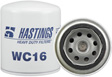 Hastings Filters - WC16 - Coolant Spin-on with BTA PLUS Formula