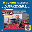 Haynes - 10305 - Chevrolet V8 Engine Overhaul Manual