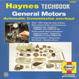 Haynes - 10360 - GM Automatic Transmission Overhaul