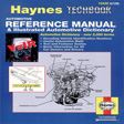 Haynes - 10430 - Automotive Reference Manual & Dictionary