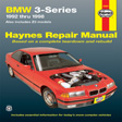Instructional Reference BMW
