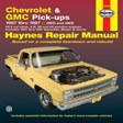 Haynes - 24064 - Chevrolet & GMC Pick-up  '67-'87