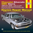 Haynes - 24066 - Chevrolet Silverado Pick-up, '99-'06