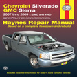 Haynes - 24067 - Chevrolet and GMC Pick-ups Haynes Repair Manual for 2007 - 2012