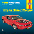 Instructional Reference Ford