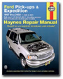 Haynes - 36059 - Ford Pick-ups, Expedition & Lincoln Navigator '97-'03