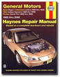 Haynes - 38010 - GM: Regal, Lumina, Grand Prix, Cutlass Supreme  '88-'07