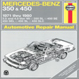 Instructional Reference Mercedes Benz