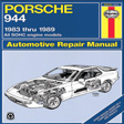 Instructional Reference Porsche