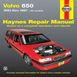 Instructional Reference Volvo