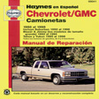 Haynes - 99041 - Chevrolet Pick-up, '88-'98 (Spanish)