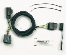 Hopkins - 42635 - Vehicle to Trailer Wiring Kit for Jeep Wrangler