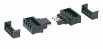Hopkins - 48195 - Quick Fix 4-Wire Flat (vehicle and trailer ends)