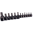K Tools - 22601 - Socket Set, 12 Piece, 1/4