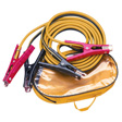 K Tools - 74505 - Battery Booster Cables, 8 Gauge, 12' Long Medium Duty Cables, 250 Amp Clamps