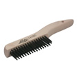 Lisle - 14180 - Shoe Handle Wire Brush