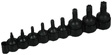Lisle - 26550 - 9 pc. Torx Bit Set