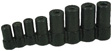 Lisle - 70500 - Tap Socket Set 8 Pc