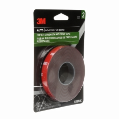 3M - 03614 - Scotch Mount Molding Tape, 03614, 1/2 in x 15 ft