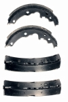 Monroe - BX553 - Monroe Drum Brake Shoes