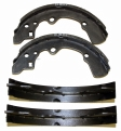 Monroe - BX598 - Monroe Drum Brake Shoes