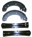 Monroe - BX637 - Monroe Drum Brake Shoes