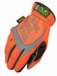 Mechanix Wear - SFF-99-011 - The Safety FastFit, HiViz Yellow - X-Large