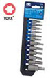 OTC - 6100 - Standard TORX Socket Set (12 piece)
