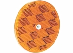 Peterson - B476A Amber Center-Mount Reflectors