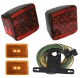 Trailer Lighting Reflectors
