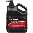 Permatex - 21222 - Ultra Cherry Hand Scrub 102.4 fl oz low profile pump bottle