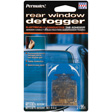 Permatex - 21351 - Electrically Conductive Rear Window Defogger Tab Adhesive, 2 part kit