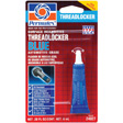 Permatex - 24027 - Surface Insensitive Threadlocker BLUE, 6 ml tube