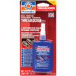 Permatex - 26240 - Permanent Strength Threadlocker RED & Cup/Core Plug Sealant Retaining Compound 36 ml bottle