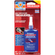 Permatex - 27240 - High Temperature Threadlocker RED 36 ml bottle, carded