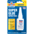 Permatex - 49450 - Super Glue 1 oz. bottle, carded