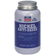 Permatex - 77124 - Nickel Anti-Seize Lubricant 8 oz. brush-top bottle