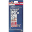 Permatex - 80334 - 1000 Plus Exhaust Repair Kit, 1 bandage and 1 support wire