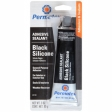 Permatex - 81158 - Black Silicone Adhesive Sealant, 3 oz. tube