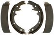 Raybestos - 228PG - Drum Brake Shoe Set