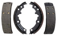 Raybestos - 553PG - Drum Brake Shoe Set