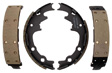 Raybestos - 569PG - Drum Brake Shoe Set