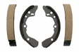 Raybestos - 577PG - Drum Brake Shoe Set