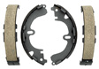 Raybestos - 597PG - Drum Brake Shoe Set