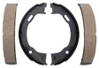 Raybestos - 701PG - Parking Brake Shoe - Drum In Hat Style